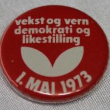 1 mai merke 1973