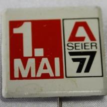 1 mai merke 1977