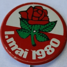 1 mai merke 1980