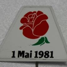 1 mai merke 1981
