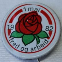 1 mai merke 1982