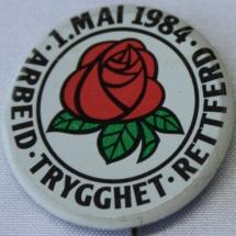 1 mai merke 1984