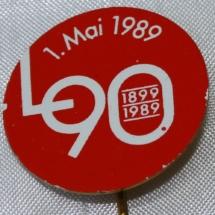 1 mai merke 1989