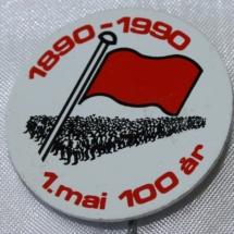 1 mai merke 1990