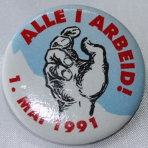 1 mai merke 1991