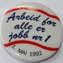 1 mai merke 1992