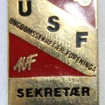 AUF merke for ansatte 1991