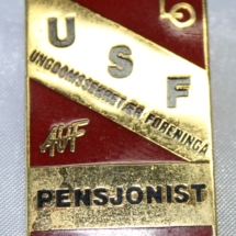 AUF merke tidligere ansatte 1991