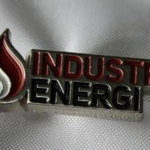 Industri Energi jakke pin