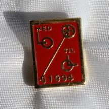 LO OL pin 1994 gitt av Jens Otto Havdal