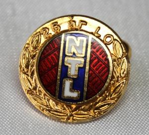 NTL 25 år i LO stor
