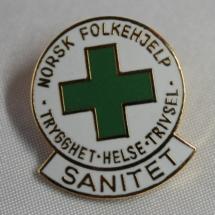 Norsk Folkehjelp Sanitet nål