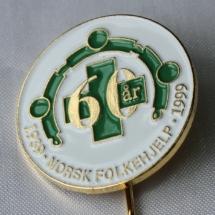 Norsk Folkehjelp merker 60 år 1999