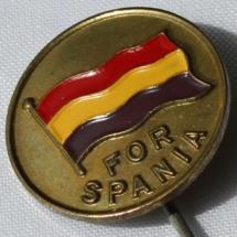 Spania merke (1936) forløper til Norsk Folkehjelp