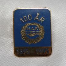 Norsk Arbeidsmannsforbund 100 års merke