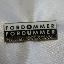 Norsk Folkehjelp Fordommer fordummer pin fellesaksjonen