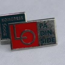 LO Kongressmerke fra 2005