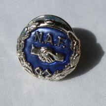 Norsk Arbeidsmannsforbund mini jakke pin