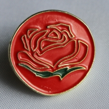 Rose pin (muligens svensk)