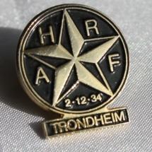 Hotell og Restaurantarbeider forbundet avd Trondheim Pin