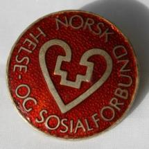 Norsk Helse og sosialforbund slo seg sammen med NKF og dannet Fagforbundet i 2003