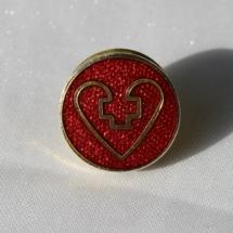 Norsk Helse og sosialforbund pin