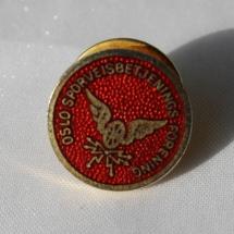 Oslo sporveisbetjeningsforening pin