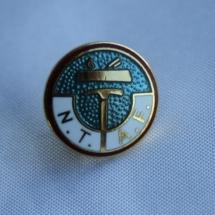 Norsk Treindustriarbeiderforbund pin