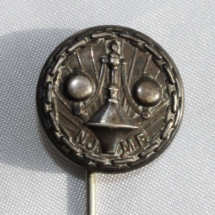 Norsk Jern og metall arbeiderforbund jakke nål gammel enkel uten emalje