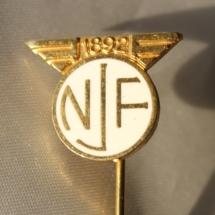 Norsk Jernbaneforbund Jakke nål