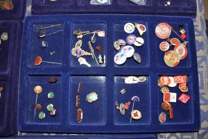 Pins samling 6 september 003