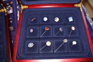 Pins samling 6 september 012