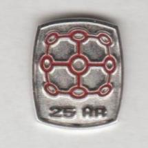 EL og IT forbundet 25 års nål (Ikke i samlingen men ligger i samlingen til Aksel Rigmund Hjelland)