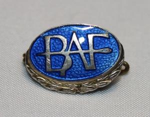 Bekledningsarbeiderforbundet 1890 (1969) 25 års medlems merke (gikk inn i Fellesforbundet i 1988)