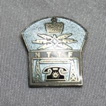 Norsk Telegraf- og Telefonforbund/Norsk Tele Tjeneste Forbund spesialnål (etablert i 1930) gikk inn i TD 1988