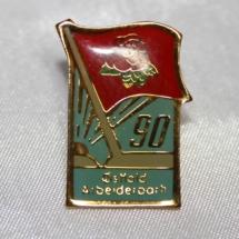 Østfold Arbeiderparti 90 år (gitt av Freddy Steinholt)