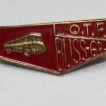 Oslo Transport arbeiderforening Bussgruppa (gammelt merke)