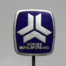 Nål for Norgesbefalsforbund fikk navnet i 1956 skiftet navn til Norsk Offisersforbund i 1986