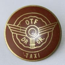 Merke fra Drosjegruppa i Oslo Transportarbeiderforening