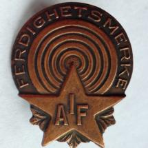 AIF Ferdighetsmerke