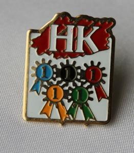 HK (Forbund 1 ) Pin fra 2004 da 5 LO forbund ville slå seg sammen