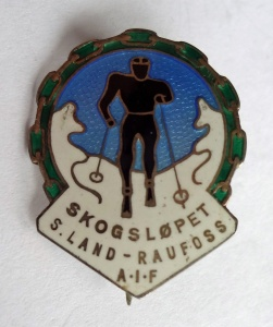 Skogsløpet S Land Raufoss AIL