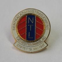 NTL pin fra Sentraladministrasjonens tjenestemannslag