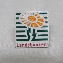 Landsbanken pin