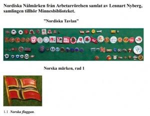 Svensk samler side