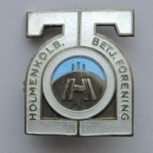 Holmenkollbanens betjenings forening (Ligger i samlingen til Max)