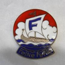 Stor Folkeferie nål (dannet 24. mars 1939 nedlagt 31.desember 2012)