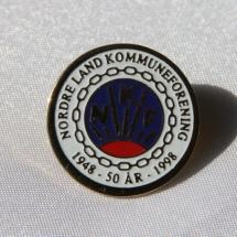 NKF Nordre Land Jubileumspin 50 år