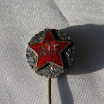 AIF stjerne med krans