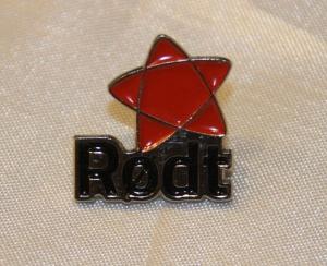 Rødt pin